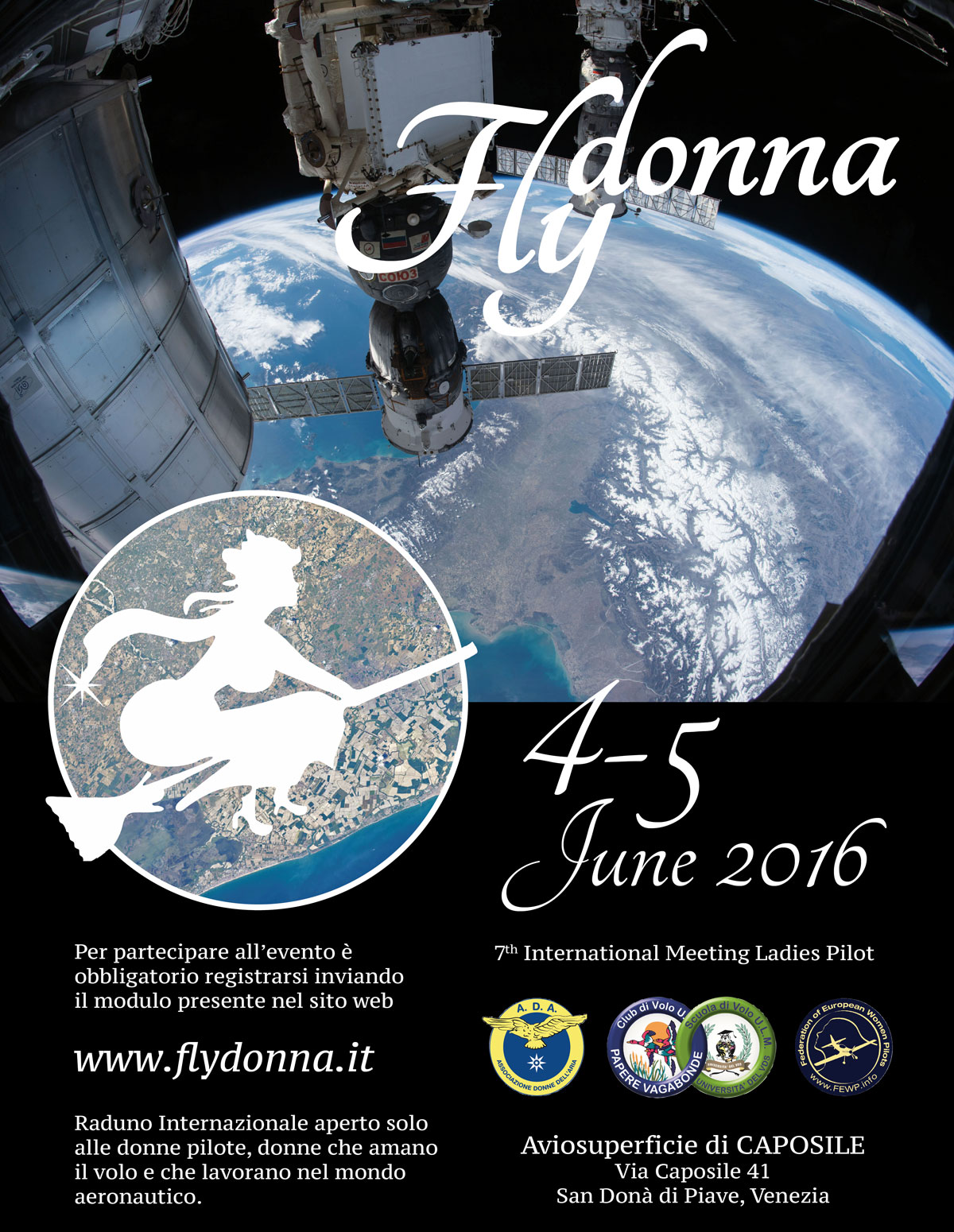 Fly Donna 2016