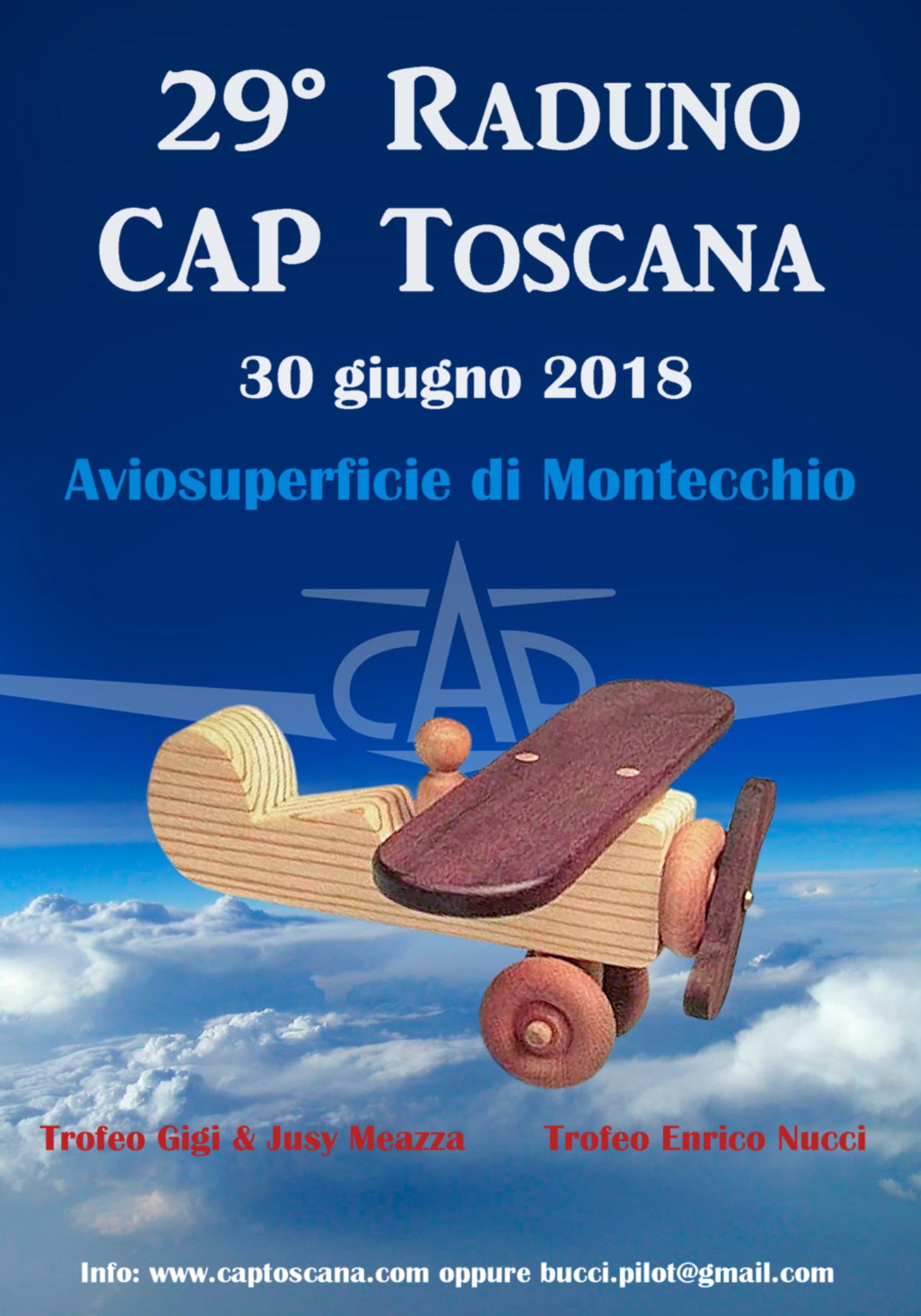 29° Raduno CAP 2018 – Club Aviazione Popolare