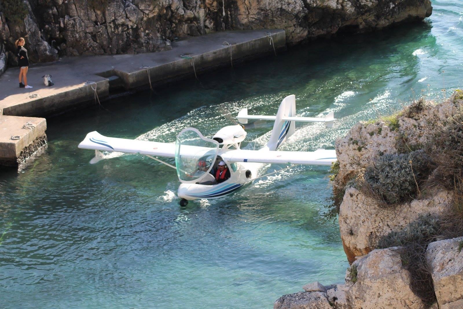 SWAN, un sistema di idroscali tra Italia e Grecia