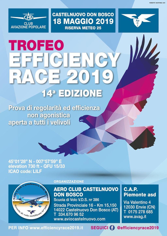 Trofeo Efficiency Race 2019
