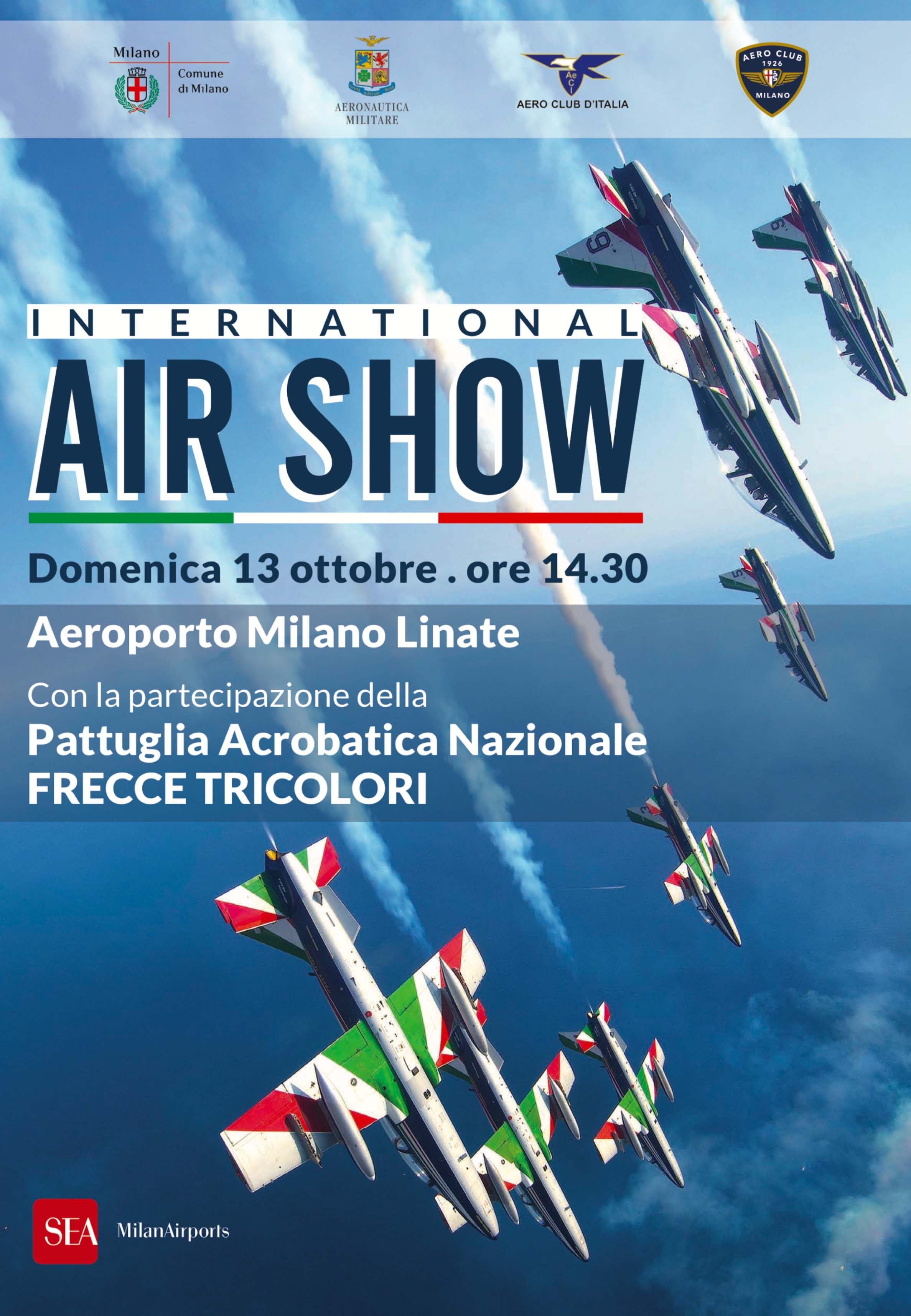Milano Linate Air Show 2019